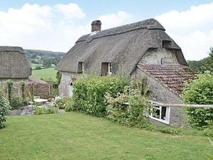 Garden Cottage in Warminster, Wiltshire, England