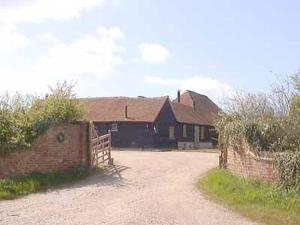 The Byre in Herstmonceux, East Sussex, England