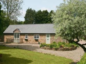 Walkmill Lodge in Norbury, Shropshire, England