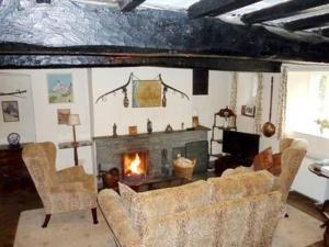 Bend Or Bump Cottage in Coniston, Cumbria, England