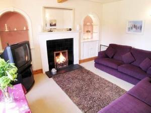 Sawmill Cottage in Allerston, North Yorkshire, England