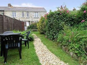 Cherry Tree Cottage in Breage, Cornwall, England