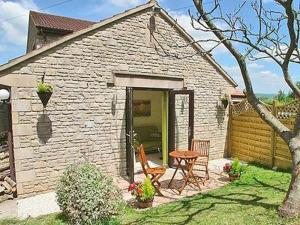 Garden Cottage in Wedmore, Somerset, England
