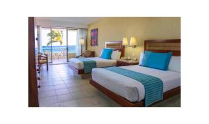 Superior Double Room Beach Front Club Premium