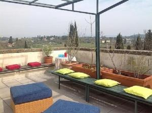 Appartamento Chic Apartment in Villa, Firenze