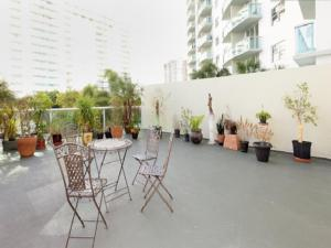 Apartment with Patio