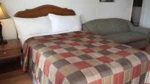 Motel Iberville, Motely  Saint-Jean-sur-Richelieu - big - 58