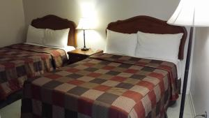 Motel Iberville, Motely  Saint-Jean-sur-Richelieu - big - 65