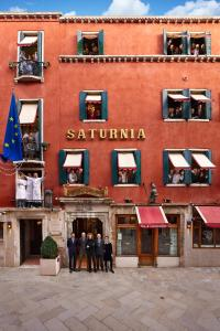 Hotel Saturnia & International - AbcAlberghi.com