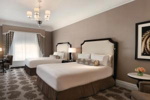Signature Room With  Two Queen Beds with Bay View