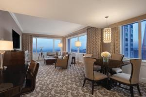 King Suite with Bay View and Sofa Bed - Tower Building