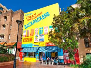 The Jolly Swagman Backpackers Hostel Sydney - Sydney, New South Wales, Australia