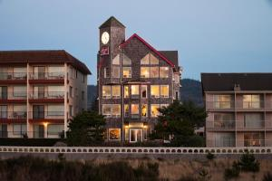 The Seaside Oceanfront Inn