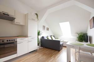 Helles & Freundliches City Apartment