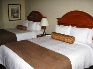 Queen Room with Two Queen Beds -Pet Friendly Non-Smoking