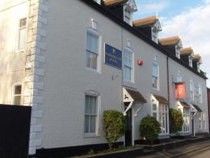 Lord Nelson Hotel in Wellington, Shropshire, England