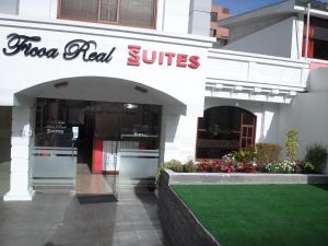 Ficoa Real Suites, Отели  Ambato - big - 35