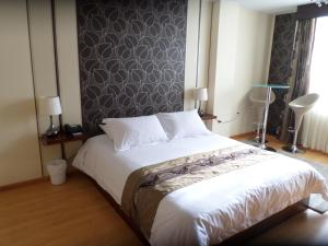 Ficoa Real Suites, Отели  Ambato - big - 15