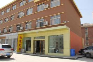 60 Degree Motel Lanzhou