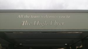 Photo of High Flyer