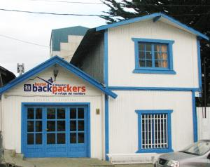 Backpackers   Refugio Del Mochilero