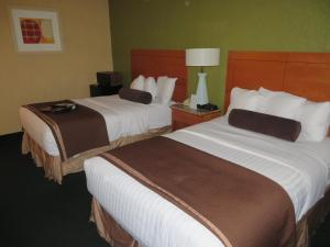 Junior Suite with Two Double Beds - Smoking