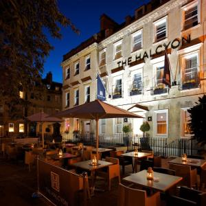 The Halcyon in Bath, Somerset, England
