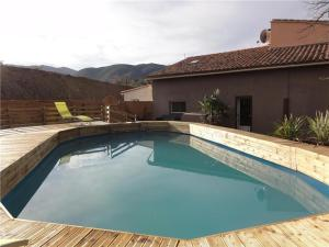 Holiday Home Le Mas Des Guarrigues