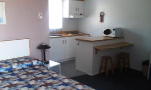 Double Room with One Double Bed and Kitchenette