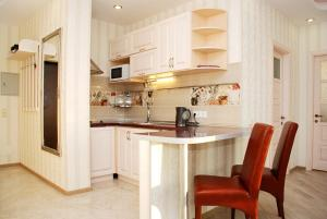 Appartement Apartments with Dnipro view, Kiev
