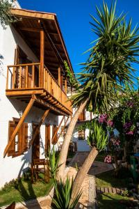 Courtyard, Hotels  Kalkan - big - 43