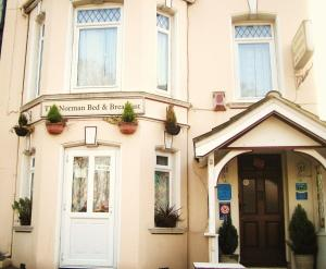 The Norman Guest House in Dover, Kent, England