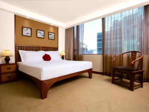 Executive Room with Free 4G Pocket Wi-Fi Device