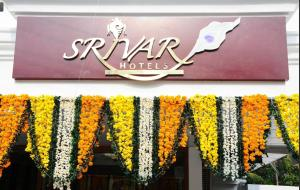 Srivar Hotels, Hotely  Guruvāyūr - big - 19