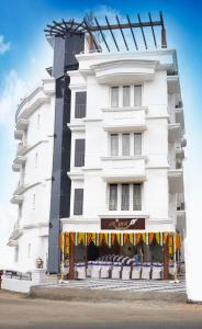 Srivar Hotels, Hotely  Guruvāyūr - big - 25