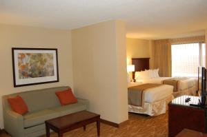 Mini Suite with Two Queen Beds