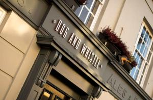 Dog and Whistle in Hertford, Hertfordshire, England