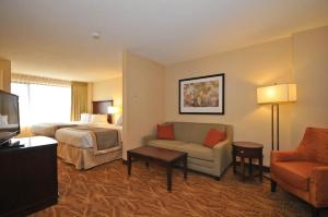 Mini Suite with Two Double Beds