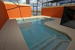 Deluxe Four-Bedroom Townhouse with Pool - AB- Paradise Palms Resort