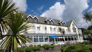 Madeira Hotel in Falmouth, Cornwall, England