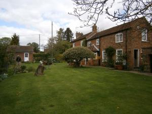 Pear Tree Cottage in Market Rasen, Lincolnshire, England