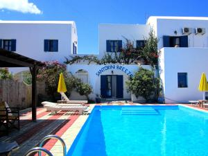 Apartment Santorini Breeze Perivolos Greece