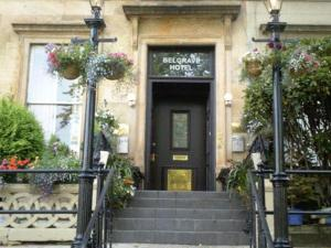 Belgrave Hotel in Glasgow, Lanarkshire, Scotland
