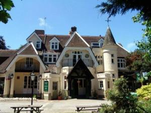 Beechwood Hall Hotel in Worthing, West Sussex, England