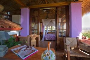 Palapa - Double Room with Balcony and Sea View