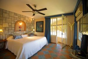 Blue Suite - Double Room with Balcony and Sea View