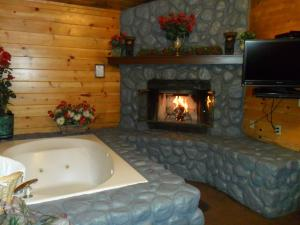 Economy King Spa Cabin
