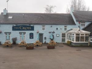 The Cross Inn in Cauldon, Staffordshire, England