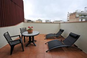 Classic Double Room with Private Terrace