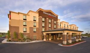 Photo of Spring Hill Suites By Marriott Rexburg